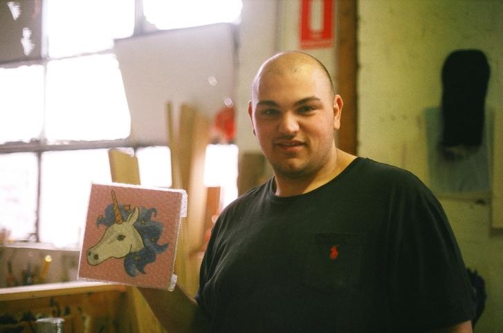 Christopher Sciuto artist