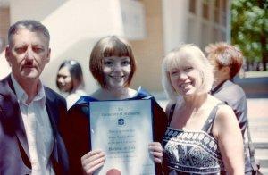 eloise grills graduation