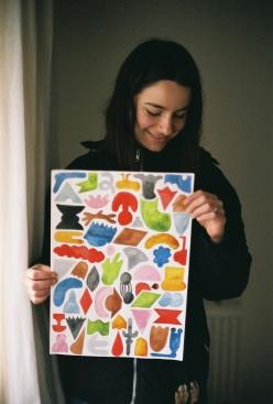 Molly Dyson illustrator.